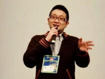 事務局長の宮腰ジンギ(写真:西村豊)