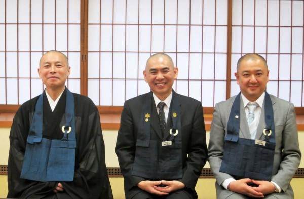 取材に同席してくださった宇野さん、関根さん、安藤さん